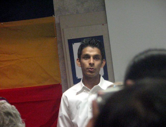 Birendra Odari-Nepal-premiat La Concurs