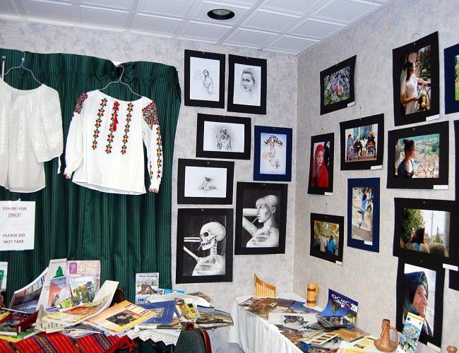 Grafica și Pictura - Expoziție