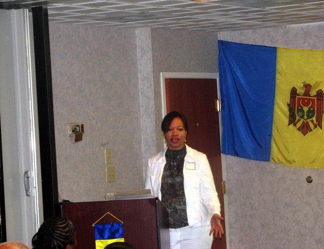 Sharon MORRIS (Sistemul De Invatamint Dekalb, Georgia)