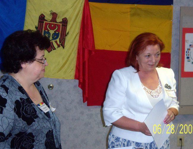 Siha Maria -Timis-participanta La Conferinta UNIFERO-Atlanta 2009